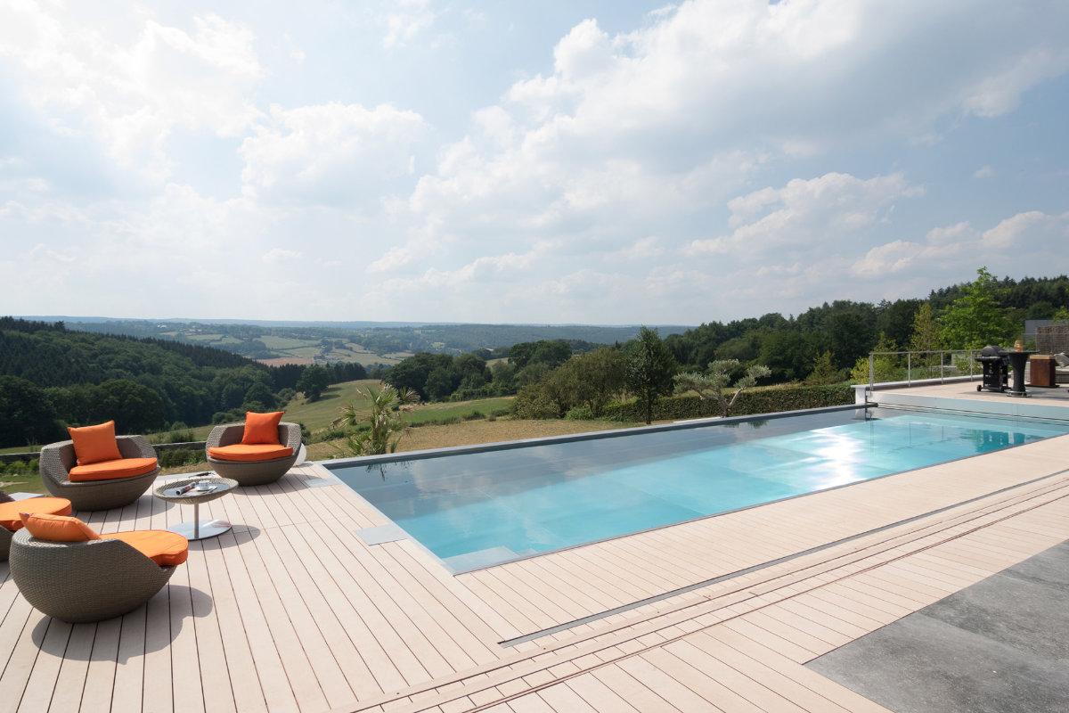 Zwembad-Van Eeckhoudt Inox spa